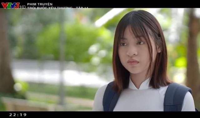 """Hot girl TikTok """"trứng rán cần mỡ"""" bất ngờ thành diễn viên trên phim VTV với nhan sắc khiến CĐM tròn mắt - Ảnh 3."""
