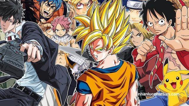 Đây là lý do mà những bộ manga như One Piece, Dragon Ball hay Naruto lại có nhiều chi tiết giống nhau? - Ảnh 4.