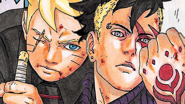 Boruto: Loạt tranh siêu đỉnh về hình thức Thần Cáo của Naruto - trạng thái tối thượng có thể khiến ngài Hokage phải chết - Ảnh 2.