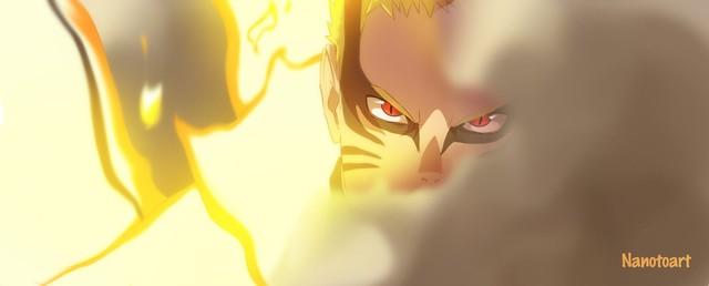 Boruto: Loạt tranh siêu đỉnh về hình thức Thần Cáo của Naruto - trạng thái tối thượng có thể khiến ngài Hokage phải chết - Ảnh 9.