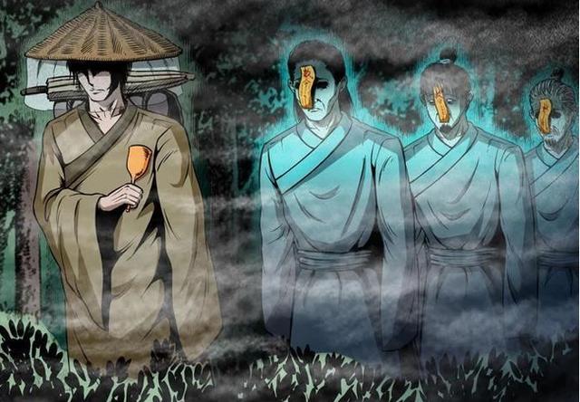 Rùng rợn thuật cản thi của Trung Quốc, chuyên dùng để dắt các hồn ma về nhà - Ảnh 1.
