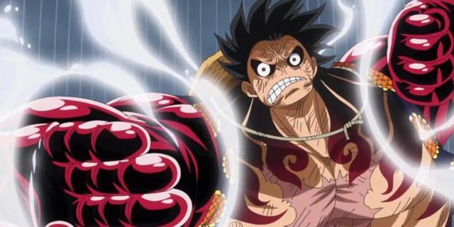 One Piece: 5 sức mạnh mà Luffy nhận được sau khi học Ryou - thứ có thể phá tan lớp vảy Rồng của Kaido - Ảnh 2.