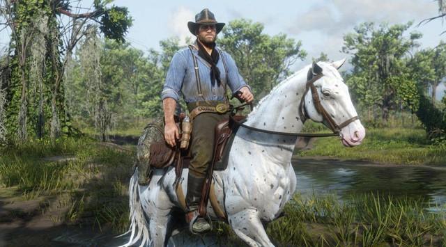 Sau gần 1 năm ra mắt trên PC, bom tấn Red Dead Redemption 2 chính thức bị crack - Ảnh 1.