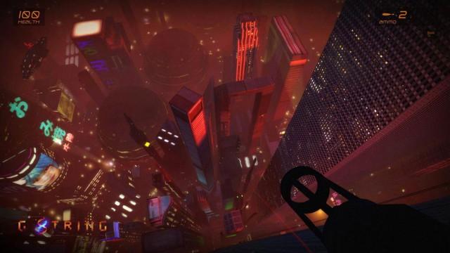 Đây là khi tựa game bắn súng huyền thoại Half-Life 2 kết hợp với bom tấn Cyberpunk 2077 - Ảnh 1.