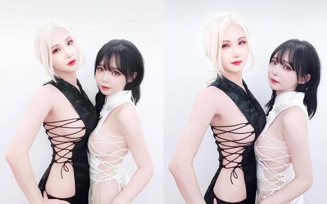 Đọ ngực với đồng nghiệp trên sóng, nữ streamer xinh đẹp bị cấm kênh một ngày, bức xúc vì án phạt vô lý - Ảnh 4.