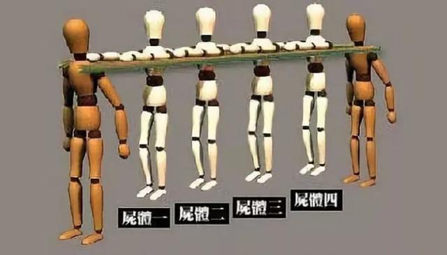 Rùng rợn thuật cản thi của Trung Quốc, chuyên dùng để dắt các hồn ma về nhà - Ảnh 3.
