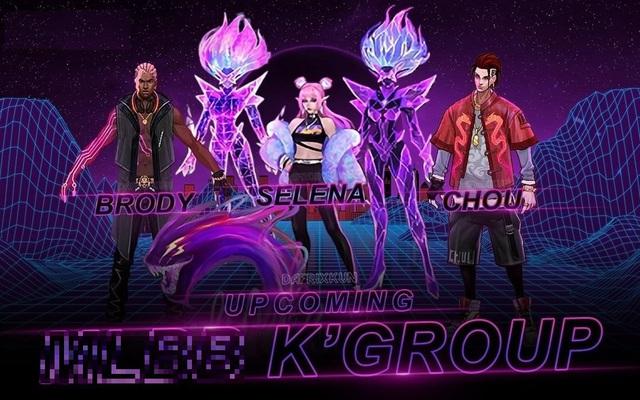 """CĐM tranh cãi nảy lửa về game MOBA """"nào đó"""" định tạo ra ban nhạc K'Group giống y hệt K / DA của LMHT? - Ảnh 2."""
