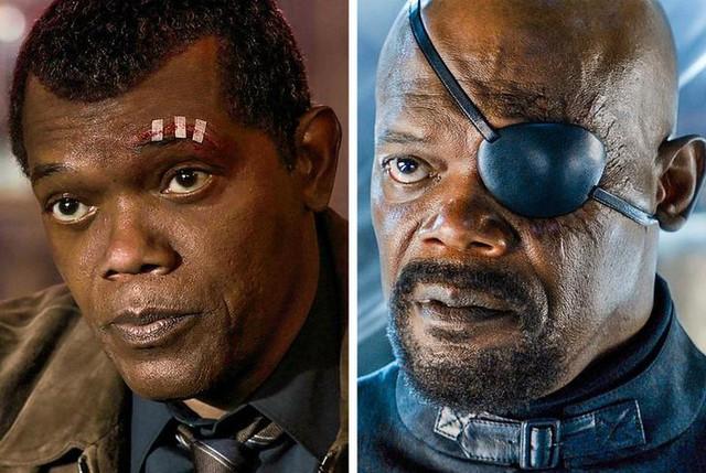 7 lần biến hình đáng kinh ngạc của dàn sao Marvel, sốc nhất là Thor và Captain America - Ảnh 5.