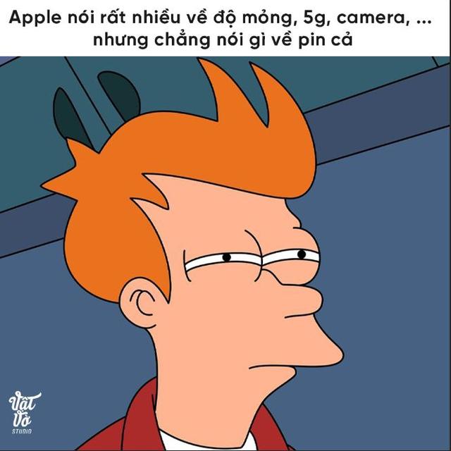 """Đây là dung lượng pin của iPhone 12, người dùng bức xúc """"pin không dùng cũng hết mà còn chả cho sạc"""" - Ảnh 2."""