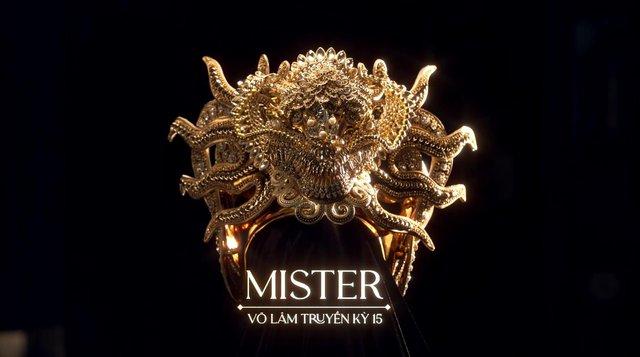 Chiêm ngưỡng vẻ đẹp của Quyền trượng và Vương miện dành cho Quán quân Miss & Mister VLTK 15 - Ảnh 2.