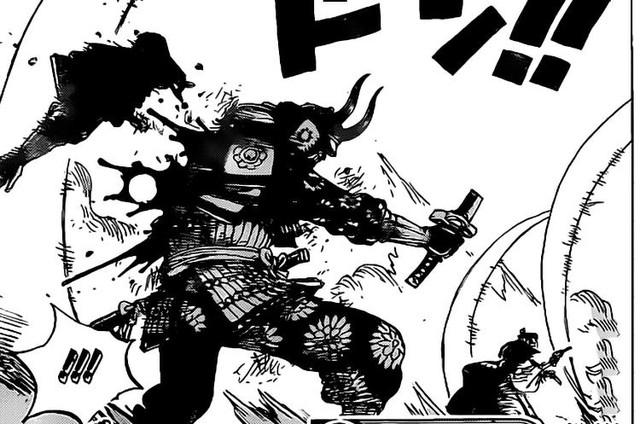 One Piece 993: Dùng hết tuyệt chiêu vẫn không làm Kaido hề hấn, nhóm Xích Sao sẽ có người phải chết? - Ảnh 2.