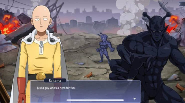 One Punch Man: Top 4 điểm nhấn bất đắc dĩ làm nên sự khác biệt của bộ truyện về Thánh Phồng Saitama - Ảnh 3.