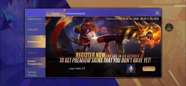 Tencent có động thái giữ chân game thủ Liên Quân cực gắt: Tặng FREE skin hiếm, gồm cả Tuyệt Sắc - Ảnh 1.