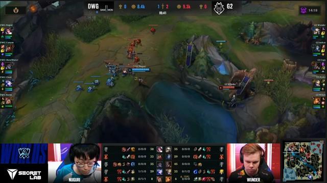 Dù thắng trận nhưng Netizen Hàn vẫn có cớ chỉ trích DAMWON Gaming - Meta nào rồi còn pick Fiora - Ảnh 5.