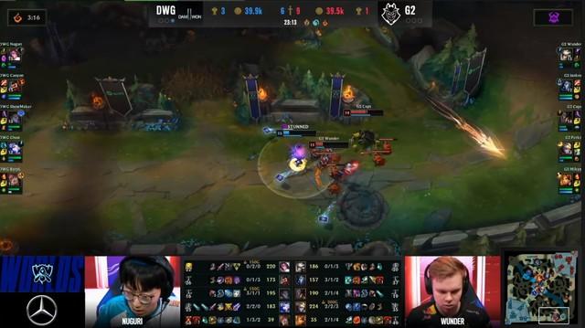 Dù thắng trận nhưng Netizen Hàn vẫn có cớ chỉ trích DAMWON Gaming - Meta nào rồi còn pick Fiora - Ảnh 6.