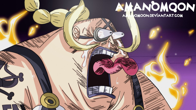 Review One Piece tập 947: Big Mom uy hiếp Queen, Luffy đục nước béo cò muốn quậy nát Udon - Ảnh 1.