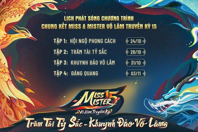 Chung kết Miss & Mister VLTK 15: Ấn tượng với 21 nét cá tính tại tập phát sóng đầu tiên - Ảnh 10.