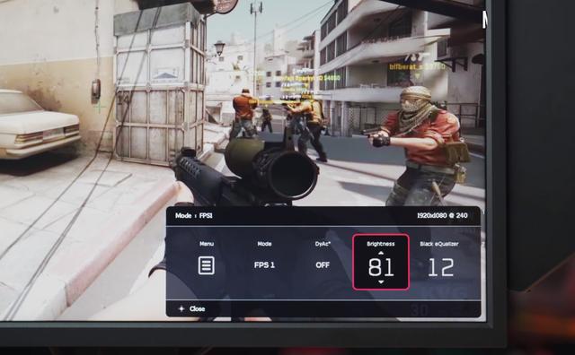 Trải nghiệm BenQ Zowie XL2546K, màn hình chơi game 240HZ hàng đầu thị trường - Ảnh 9.
