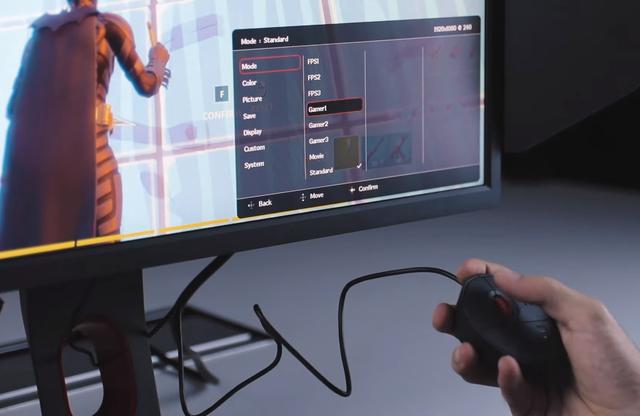 Trải nghiệm BenQ Zowie XL2546K, màn hình chơi game 240HZ hàng đầu thị trường - Ảnh 7.