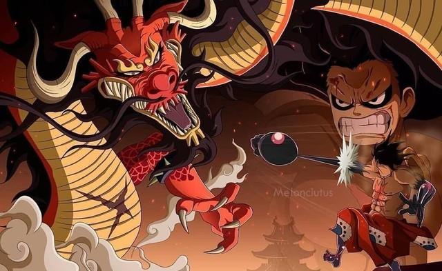 One Piece: Phải chăng đã đến lúc Cửu Hồng Bao tất tay với Kaido, mở đường cho Luffy thể hiện? - Ảnh 4.