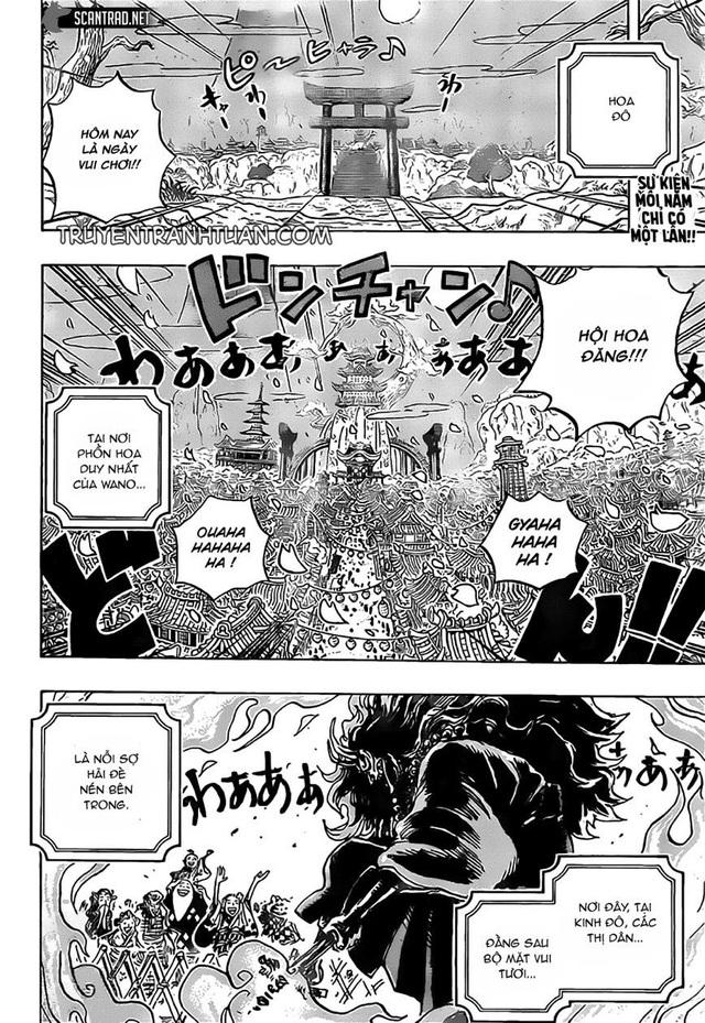 One Piece: Phải chăng đã đến lúc Cửu Hồng Bao tất tay với Kaido, mở đường cho Luffy thể hiện? - Ảnh 3.