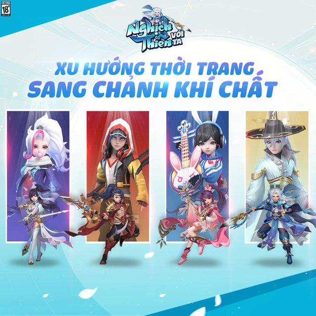 Nghịch Thiên Với Ta game nhập vai khai phá, trải nghiệm cảm giác tươi vui cùng hot girl Photo-1-16036853940971166766151