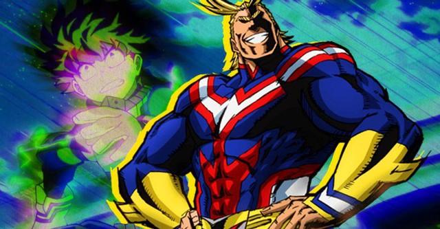 5 bí mật lạ lùng của One For All, nhân vật mạnh nhất trong Boku no Hero Academia (P.1) - Ảnh 1.