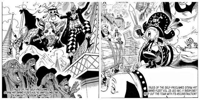 Những mẩu truyện ngắn và các chi tiết thú vị mà fan có thể bỏ qua nếu chỉ xem mỗi phiên bản Anime của One Piece (P2) - Ảnh 1.