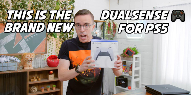 Mở hộp và trên tay tay cầm DualSense mới của PS5, đẹp, dễ cầm và nhiều tính năng - Ảnh 2.