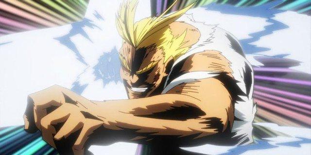 5 bí mật lạ lùng của One For All, nhân vật mạnh nhất trong Boku no Hero Academia (P.1) - Ảnh 3.