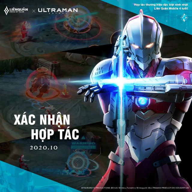 Chính thức: Siêu nhân điện quang xuất hiện trong Liên Quân, game thủ nhận FREE skin cực chất - Ảnh 3.