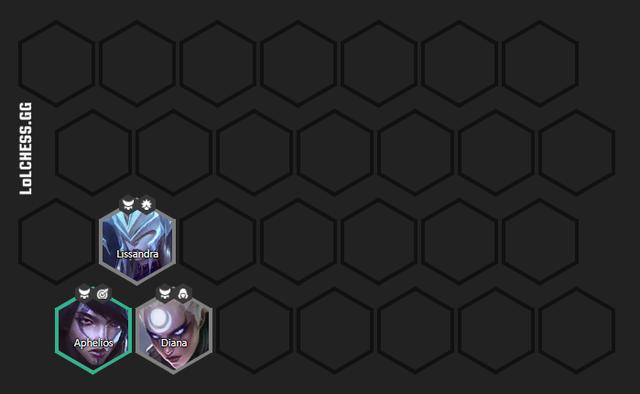 Đấu Trường Chân Lý: Tìm hiểu đội hình siêu dị Ashe - Đại Sư của kỳ thủ top10 Thách Đấu - Ảnh 2.
