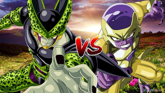 Cell và Frieza cũng từng được Goku tha mạng