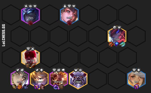 Đấu Trường Chân Lý: Tìm hiểu đội hình siêu dị Ashe - Đại Sư của kỳ thủ top10 Thách Đấu - Ảnh 5.