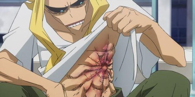 5 bí mật lạ lùng của One For All, nhân vật mạnh nhất trong Boku no Hero Academia (P.2) - Ảnh 1.