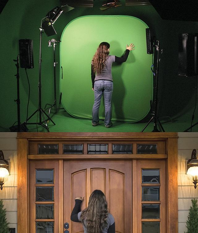 Phông xanh xưa rồi, công nghệ này sẽ đưa kĩ xảo vào ngay trong quá trình quay phim, khỏi cần đợi đến khâu hậu kì - Ảnh 1.
