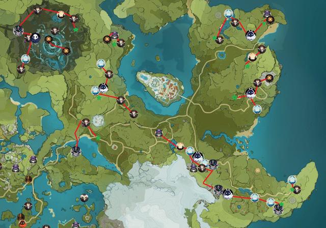 Genshin Impact: Xây dựng lộ tuyến cày game dành cho người chơi free, một ngày làm 2-3 tiếng không hết việc - Ảnh 2.