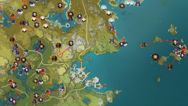 Genshin Impact: Xây dựng lộ tuyến cày game dành cho người chơi free, một ngày làm 2-3 tiếng không hết việc - Ảnh 4.