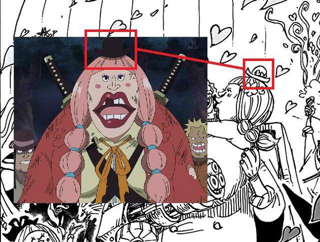 Đây là những chi tiết không soi khó thấy trong One Piece chap 993, đọc xong mới thấy Oda quá thâm (P1) - Ảnh 1.