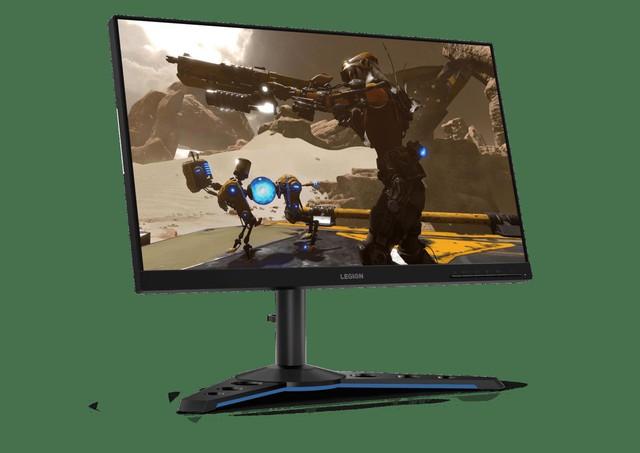 Lenovo ra mắt loạt màn hình cao cấp, phục vụ nhu cầu giải trí đỉnh cao cho game thủ - Ảnh 1.