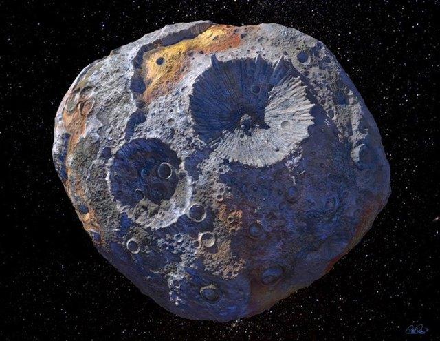Phát hiện tiểu hành tinh độc nhất vô nhị trong hệ Mặt Trời, trị giá 10.000 triệu tỉ USD - Ảnh 3.