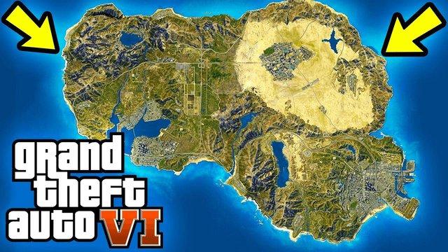 Game thủ tuyên bố đã tìm thấy bản đồ GTA 6 trong hộp đêm của GTA V - Ảnh 1.