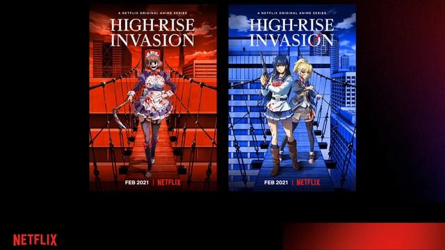 Ông chồng Yakuza chuẩn bị trình làng bản anime trên Netflix, ra mắt ngay đầu năm 2021 tới! - Ảnh 3.