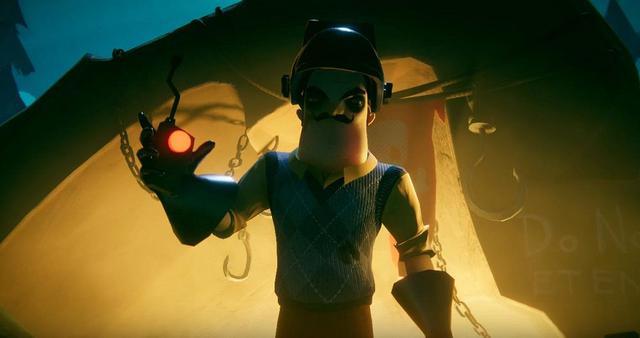 Tựa game kinh dị trêu chọc hàng xóm bất ngờ ra mắt phần game mới - Hello Engineer - Ảnh 4.