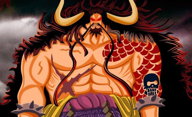 One Piece chap 994: Kaido trở lại dạng người, liệu Cửu Hồng Bao có bị one hit như Luffy? - Ảnh 1.