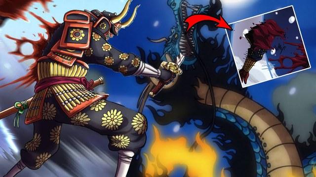 One Piece chap 994: Kaido trở lại dạng người, liệu Cửu Hồng Bao có bị one hit như Luffy? - Ảnh 3.