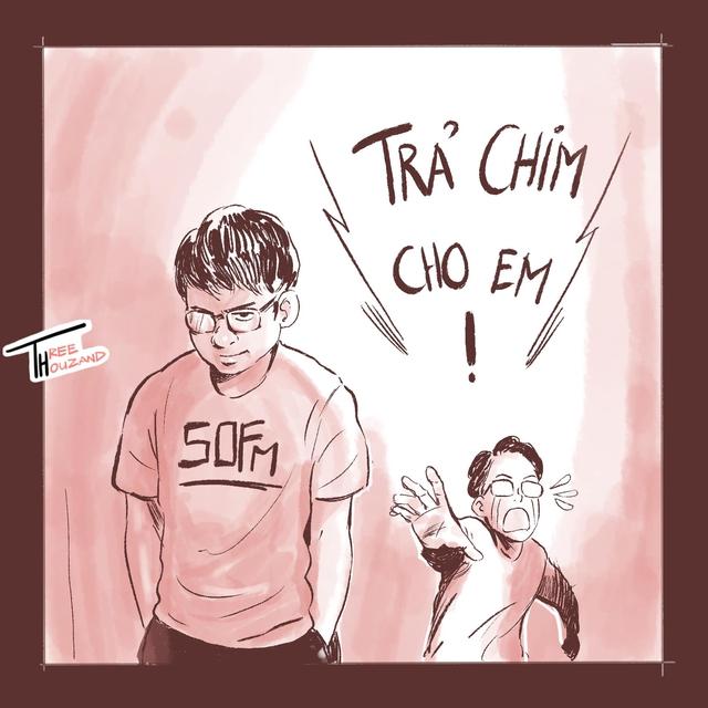 Mãn nhãn với bức tranh cổ động của họa sĩ Việt dành cho SofM: SN kết nạp cả Pháp sư Pelu vào đội hình - Ảnh 3.