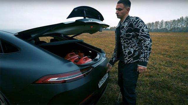 Bốc đồng giống Khá Bảnh, nam Youtuber đốt trụi Mercedes giá 4 tỷ - Ảnh 4.