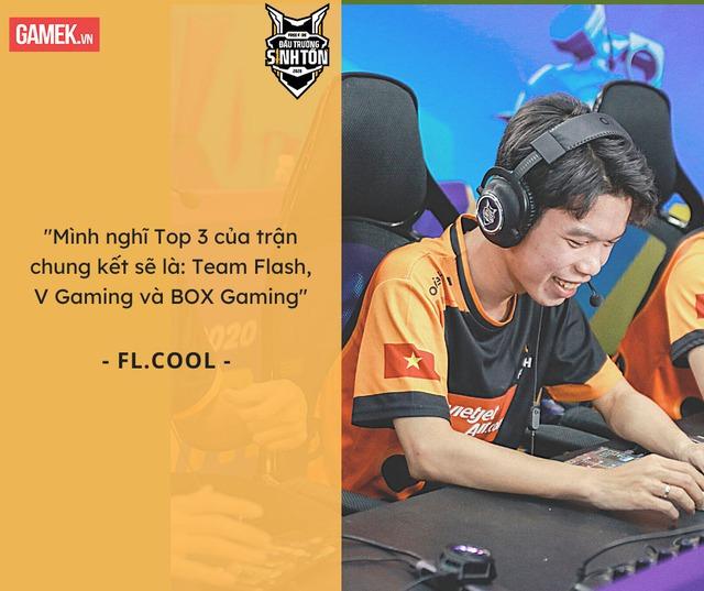 Team Flash Free Fire: Niềm tin của người hâm mộ chính là động lực vô giá của tụi mình cho trận chung kết Đấu Trường Sinh Tồn mùa Đông - Ảnh 5.