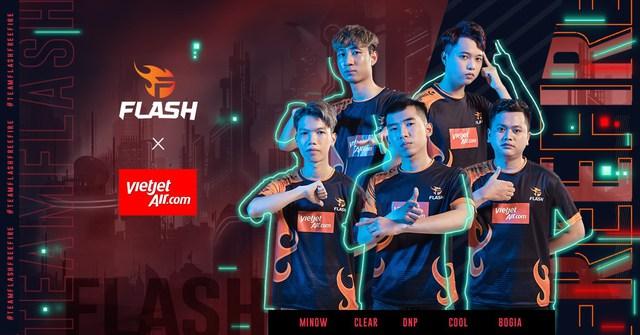 Team Flash Free Fire: Niềm tin của người hâm mộ chính là động lực vô giá của tụi mình cho trận chung kết Đấu Trường Sinh Tồn mùa Đông - Ảnh 1.